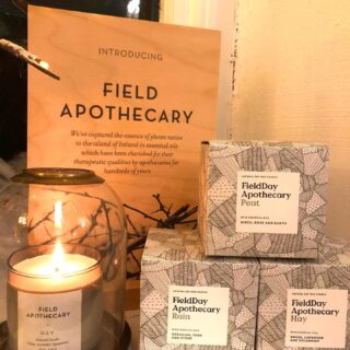 Field Apothecary is our most popular range of candles in store! Peat and Rain are beautiful Irish scents, but we can't get enough of Hay 🌾  We also have lanterns and hurricanes for all the festive tea lights we love leaving around the house at this time of year. They're both cosy and Christmassy! ✨🎄  #millarsconnemara #millars #clifden #connemara #wildatlanticway #christmas #shoplocal #shopirish #localboutique #irishboutique #galwayboutique #homewares #candles #gifts