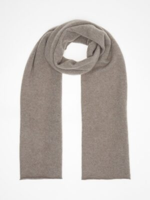 Cashmere Scarf Brown