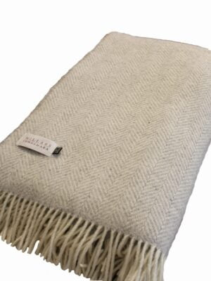 Cashmere Merino Throw