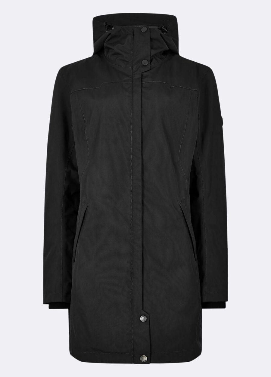 Ballybrophy quilted coat