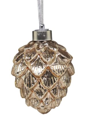 Pine Cone Tree decoration
