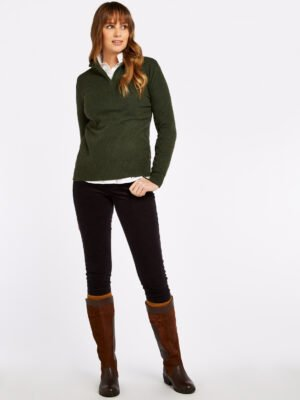 Coleraine Sweater olive