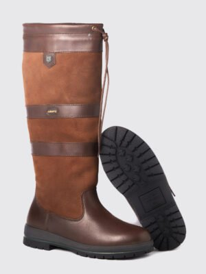Dubarry Galway Walnut Boot