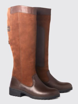 Clare Walnut Boot