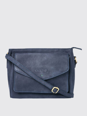 MS18372 Garbally Cross Body Bag Navy