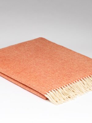 Millars Supersoft Clementine Throw