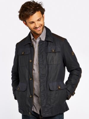 Broadford Wax Jacket