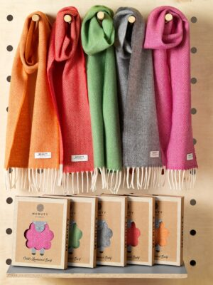 Childrens Wool Scarves