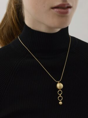 Dansk Tabitha Double Necklace