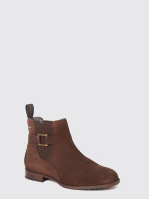 Dubarry Brown Leather Ankle Boots