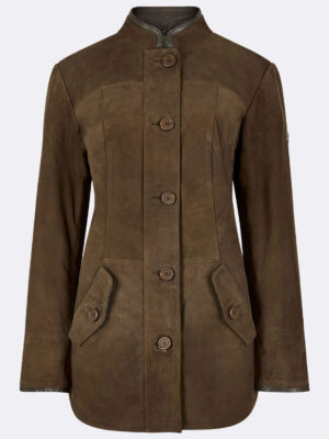 Dubarry joyce leather jacket
